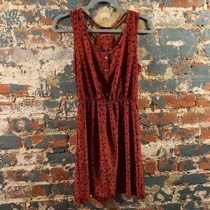 Strappy Tanktop Shift Summer Dress